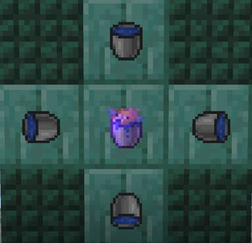 Infinite Water Buckets Minecraft Data Pack