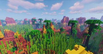 Wild Worlds (66 New Biomes!) Minecraft Data Pack