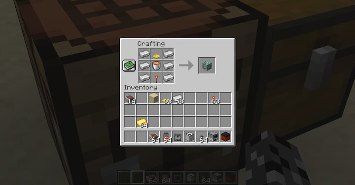 eldritch forge crafting recipe