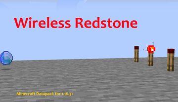 Wireless Redstone Datapack for 1.16.3+ Minecraft Data Pack