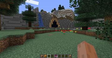 Warp Portals Minecraft Data Pack
