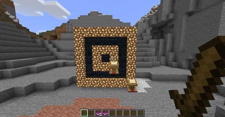 portal inside a portal