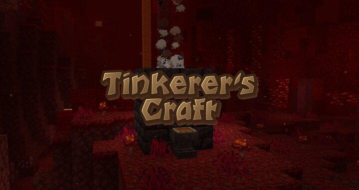 Tinkerer's Craft Logo and header image