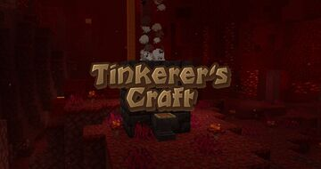 [1.16.5] Tinkerer's Craft v2.0.0 | Companion update to 1.16 that adds more endgame tools Minecraft Data Pack