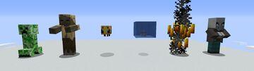 Testing Dummies (Survival Friendly) Minecraft Data Pack