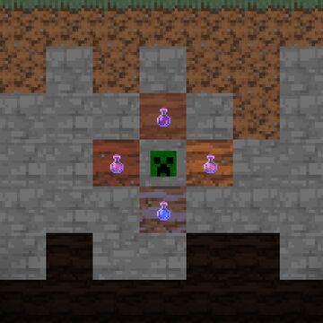 Dungeons-Style Potions and Buffs Minecraft Data Pack