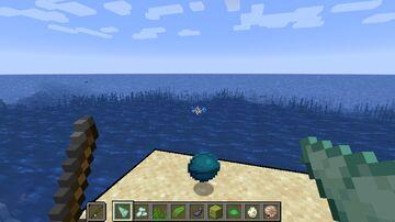 Biome Fishing Minecraft Data Pack