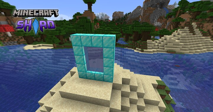 Portal to Shard in the Overworld
