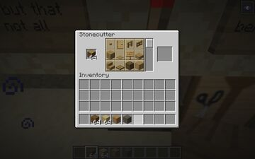 Stone AND Wood Cutter Minecraft Data Pack
