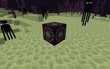 Lucky Ender Crate Minecraft Data Pack