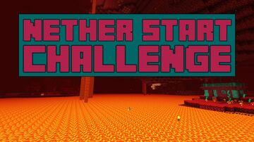 Nether Start Challenge Minecraft Data Pack
