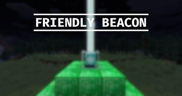 Friendly Beacon Minecraft Data Pack