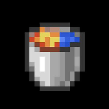 Swapped Lava and Water Minecraft Data Pack