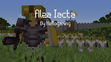 Alea Iacta - Medieval war datapack Minecraft Data Pack