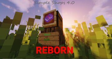 SimpleShop v4.0 - Reborn! Minecraft Data Pack
