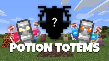 Potion Infused Totems Minecraft Data Pack