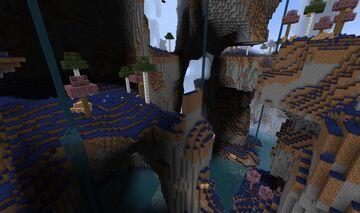 Pandora Minecraft Data Pack