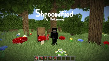Shroomified (Spooktober 2020) Minecraft Data Pack