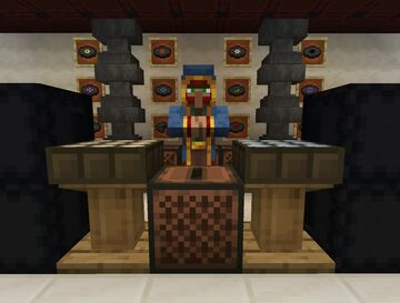 Wandering Disc Jockey Minecraft Data Pack