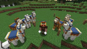 Wandering Toilet Paper Salesman for Minecraft 1.16 Minecraft Data Pack