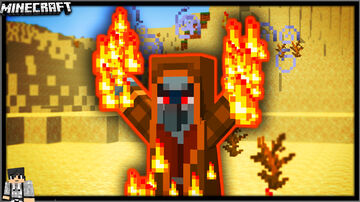 FIREOLOGER DATAPACK (Fire Iceologer)  - JohnPaulInso Minecraft Data Pack