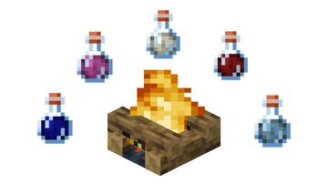 Modified Campfire Minecraft Data Pack