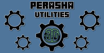 Perasha Utilities Minecraft Data Pack
