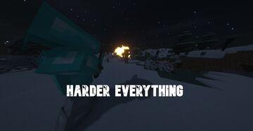 Harder Everything Minecraft Data Pack