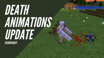 Death Animations [Data Pack] [WIP] Minecraft Data Pack
