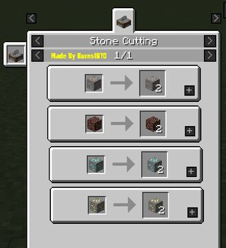 Infinite Ores 1.16.3 Minecraft Data Pack