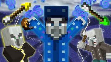 Minecraft But I Added Back The Illusioner Into The Game Minecraft Data Pack