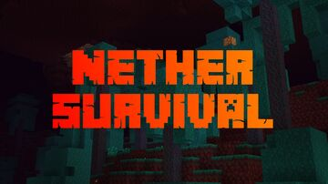 Nether Survival Minecraft Data Pack
