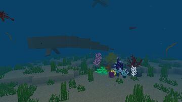 SEAS & OCEANS test version 3 (test world) Minecraft Data Pack