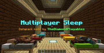 Multiplayer Sleep[1.15x] - Better Sleeping in Multiplayer! Minecraft Data Pack