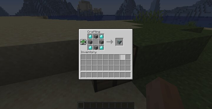 All ores are craftable