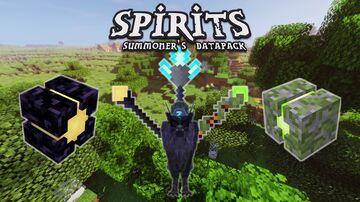 WHCF Spirits - Summoner Datapack Minecraft Data Pack