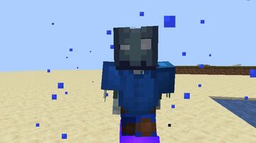 Water Guardian! (Second of four!) Minecraft Data Pack