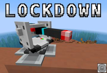 Lockdown - Secure Your Base! Minecraft Data Pack