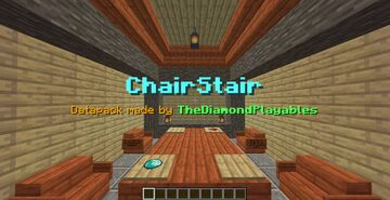 ChairStair [1.15x] - Sit on Stairs! Minecraft Data Pack