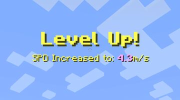 Stats UP! Minecraft Data Pack