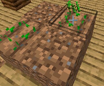 Seed replanting Minecraft Data Pack
