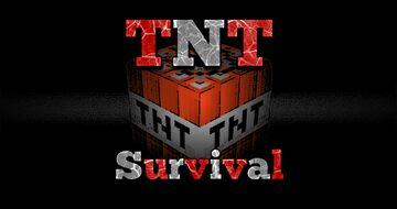 TNT Survival (Challenge Minigame) Minecraft Data Pack