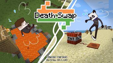 Death Swap (original version) Minecraft Data Pack