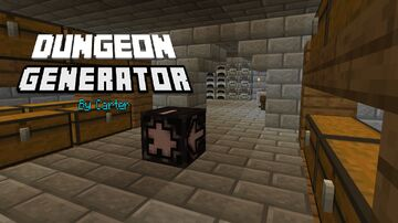 Custom Dungeon Generator Minecraft Data Pack