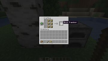 Sideways Crafting Minecraft Data Pack
