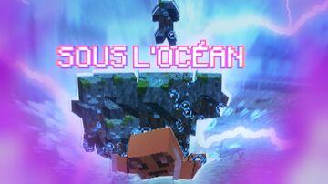 Minecraft But Everything Is Underwater! / Minecraft Mais Tout Est Sous L'eau ! Minecraft Data Pack