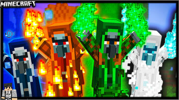ELEMENTAL ILLAGERS - JohnPaulInso Minecraft Data Pack