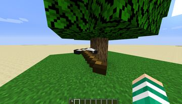 So i added... Realistic Axes in Minecraft...! Minecraft Data Pack