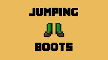 Jumping Boots Minecraft Data Pack