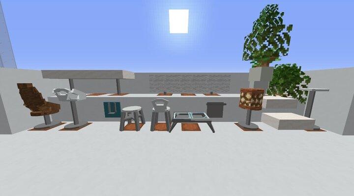 All furniture models